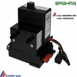relais  de brûleur BRAHMA ER1 182203350 à marche , peruwelz tubize, braine, huy ,lessines et Eupen , la louvière , visé