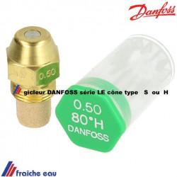 gicleur DANFOSS avec drop stop ,cône HLE -SLE de 60°-80° de 0,85 à 1,00 gal/h à bruxelles belgique