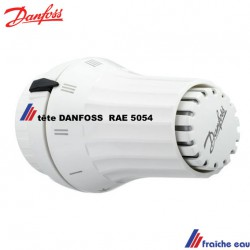 tête de vanne  thermostatique DANFOSS RAE 5054