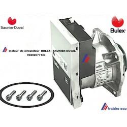 tête de circulateur basse énergie WILO, moteur de pompe BULEX 0020207133 pour ISOTWIN, THEMA CLASSIC , THEMATEK