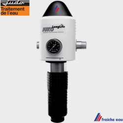 filtre JUDO juko long life , filtre à rétro lavage , tamis en inox, avec réducteur de pression  réglable inclus