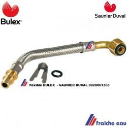 flexible de raccordement BULEX  0020061368, raccordement du vase d'expansion SAUNIER DUVAL