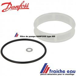 kit de filtre et joint théorique de pompe danfoss MS ancien modèle