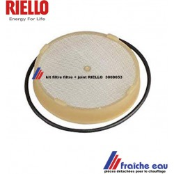 set filtre + joint torique de pompe RIELLO RBL  3008653