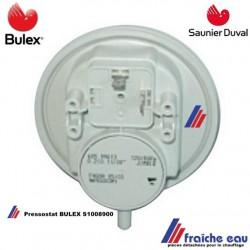 pressostat air BULEX S 1008900 détecteur de pression SAUNIER DUVAL