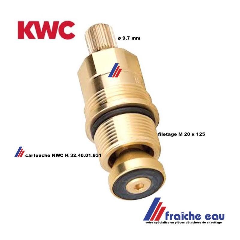 Tete De Robinet Mecanisme Cartouche De Melangeur Kwc A Joint