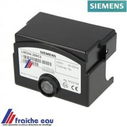 relais de brûleur SIEMENS LMO 44 255 C 2 coffret de contrôle , bloc de commande pour ABIC et ELCO