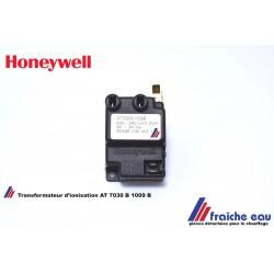 transformateur de séparation galvanique  HONEYWELL 2 VA  pour ionistaion de chaudière SAINT ROCH  AT 7030 B 1009 B