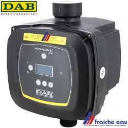 commande de pompe ACTIVE DRIVER DAB 1,1, pressostat électronique pour hydrophore, bloc de régulation de pression