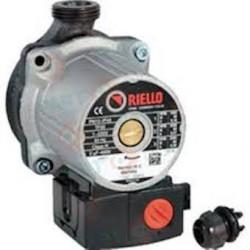 moteur de pompe , tête  GRUNDFOS RIELLO convient très bien  pour le remplacement d'un circulateur conventionnel