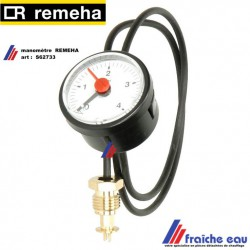 manomètre de pression REMEHA S 62733
