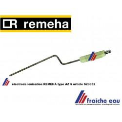 électrode d'ionisation REMEHA S 23032,wisselstukken onderdelen dienst na verkoop  Ionisatie-elektrode AZ 5