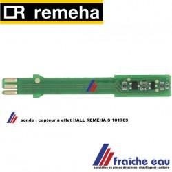 sonde - hallsensor REMEHA S 101769, wisselstukken onderdelen REMEHA voor dienst na verkoop