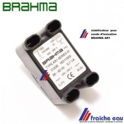 transformateur d'isolement BRAHMA AR1 pour electrode ionisation , transfo de séparation 18211000
