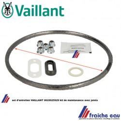 kit de maintenance VAILLANT 0020025929 ,Onderhoud set