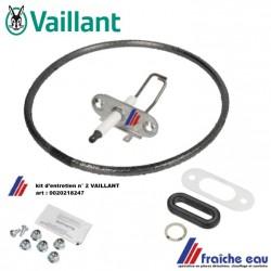 kit de maintenance chaudière VAILLANT 0020218247 ,Onderhoud set , kit de service n° 2 pour entretien  VC- VCC - VCW - VHR - VSC