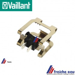 sonde de température NTC avec clips VAILLANT capteur , thermistance art : 193592, Voeler NTC