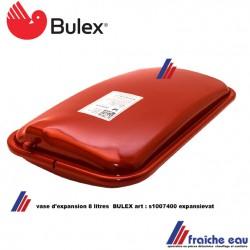 vase d'expansion BULEX S1007400 expansievat voor condenstie gas ketel, SAUNIER DUVAL