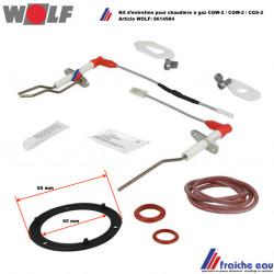 kit de service WOLF art 8614984 pour les chaudières à condensation à partir de 2016