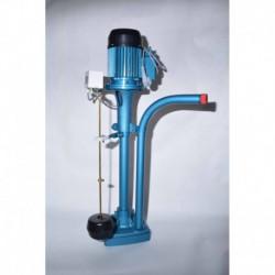 pompe d'assèchement automatique de puisart avec flotteur compact pour le drainage d'eau claire