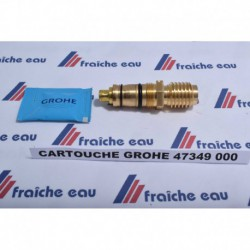 cartouche thermostatique GROHE 47349 GROHTHERM 3000 AM