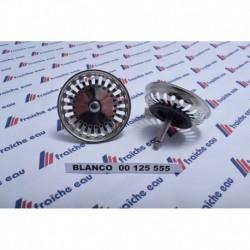bouchon  de crepine auto  BLANCO ø 82 mm 24 fentes-00125555