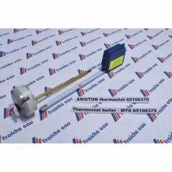 thermostat de boiler AEG  canne ø6 long 160 enfichable