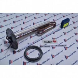 résistance blindée pour boiler,BULEX  chauffe eau électrique avec joint de cuve et anode magnésium à Thuin ,Enghien,