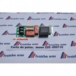 plaquette électronique / platine/ boiler BULEX / ATLANTIC /mono 220