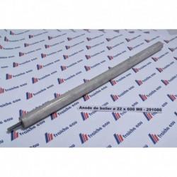 anode de boiler magnesium ELM/ LEBLANC  ø  22 X 600 mm M 8 à bruxelles
