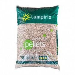 granulé de bois / pellets certifiés, ISO ,prix au sac 15 Kgs  fabrication BELGE