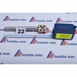 bougie chauffante EUROFIAMMA ø12,7 x 101,6 mm 300 w à mons