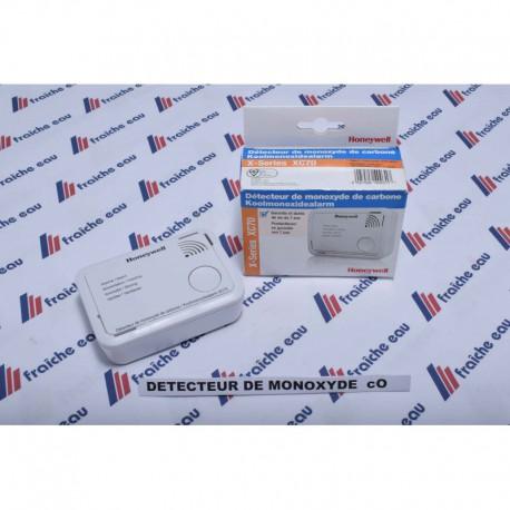 détecteur monoxyde de carbone  HONEYWELL XC70 / SEITRON   + buzzer