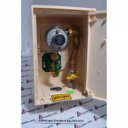 coffret gaz détente finale 37 mb 6 Kgs / heure