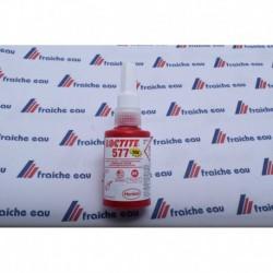 liquide d'étanchéité  LOCTITE 577 anaérobie pour filetages côniques en plomberie