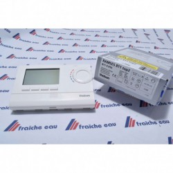thermostat d'ambiance 2 fils  RAM 811 programmable sur piles THEBEN, TEMPOLEC