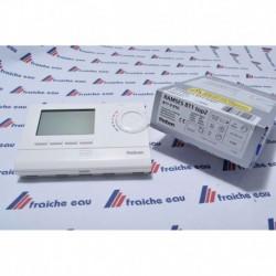thermostat d'ambiance RAM 811 programmable sur piles THEBEN, TEMPOLEC